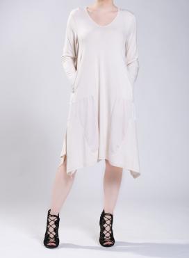 Φόρεμα Weekend ελαστικό/βελούδο