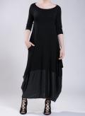 Dress Tulip pockets 3/4 sleeve double