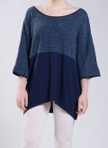 Blouse Fifty Fifty 50/50 Chenille