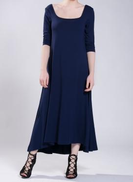 ΦόρεμαTetris maxi 3/4 μανίκια ελαστικό