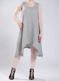 Φόρεμα Μύτες Χωρίς Μανίκι Corfu 100% βαμβακερό