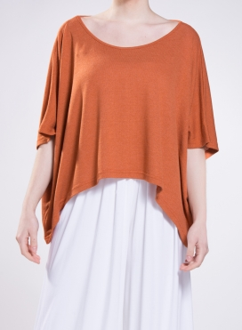 Blouse tetragoni short A563