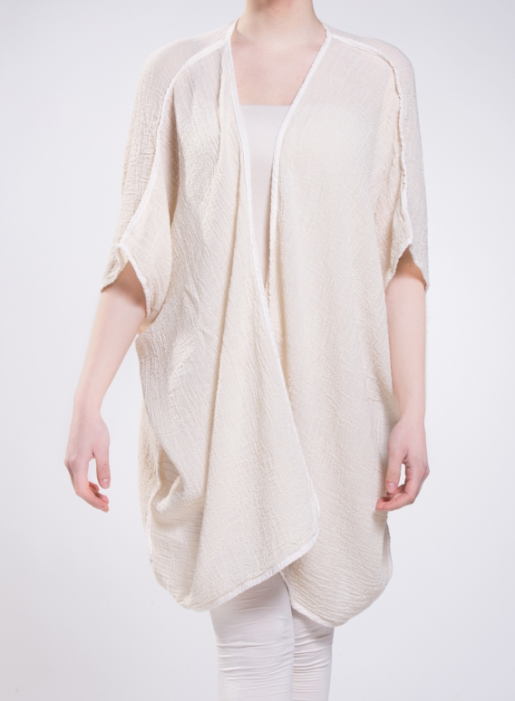 Jacket Tetragoni mouli 100% cotton