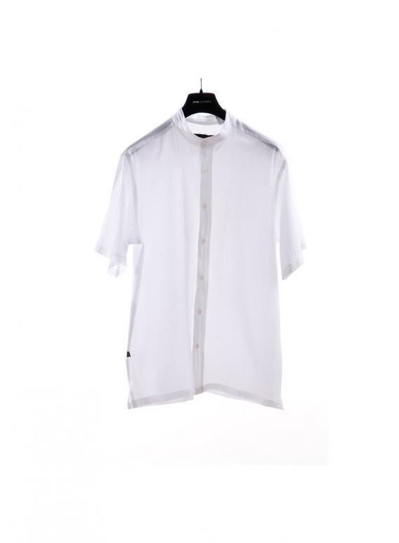 Shirt Mao Gauze Short Sleeves