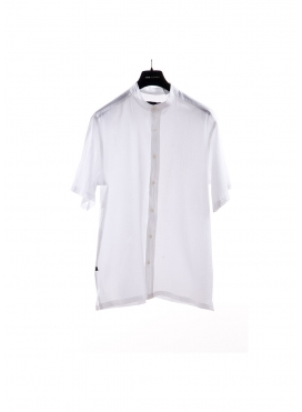 Shirt Mao Gauze Short Sleeves 100% cotton