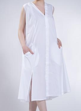 Φόρεμα Right Pleat Sleeveless Evita