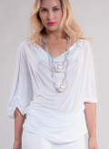 Blouse Reform dantela 100% viscose