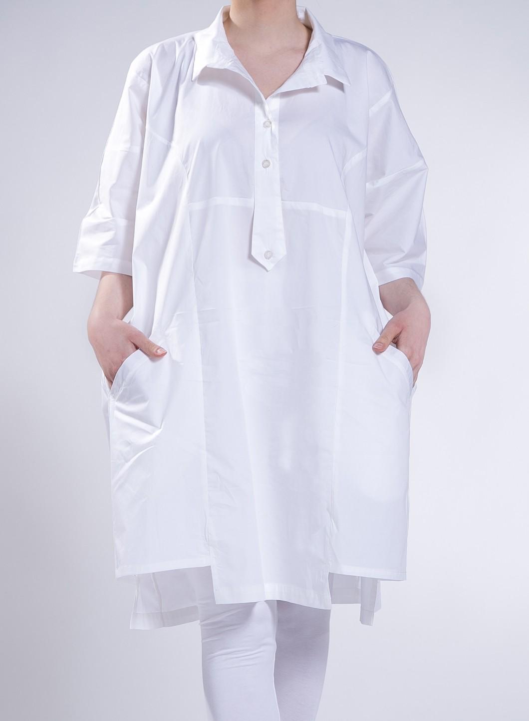 Shirt pat pockets short sleeve evita for Short sleeve shirts with pockets