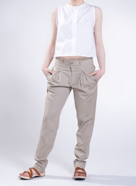 Παντελόνι 1 Pleat Evita