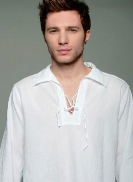 Blouse Kordoni Giaka Long Sleeve Gauze 100% Cotton