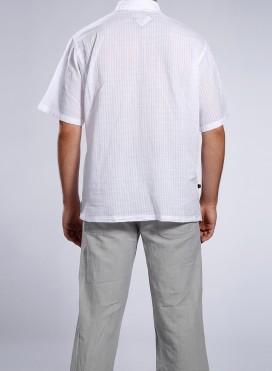 Shirt A/P Short Sleeve Gause karo