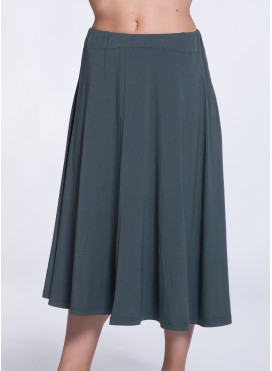 Skirt Klos midi 100% viscoze