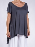 Blouse Ray short sleeves 100% viscose