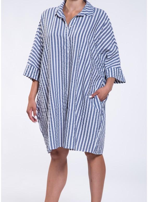 Shirt Paris Stripes E3616