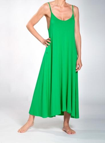 Dress Asymmetric Tiranta elastic