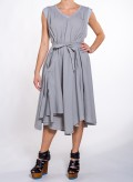Dress Dove Sleeveless100% Cotton