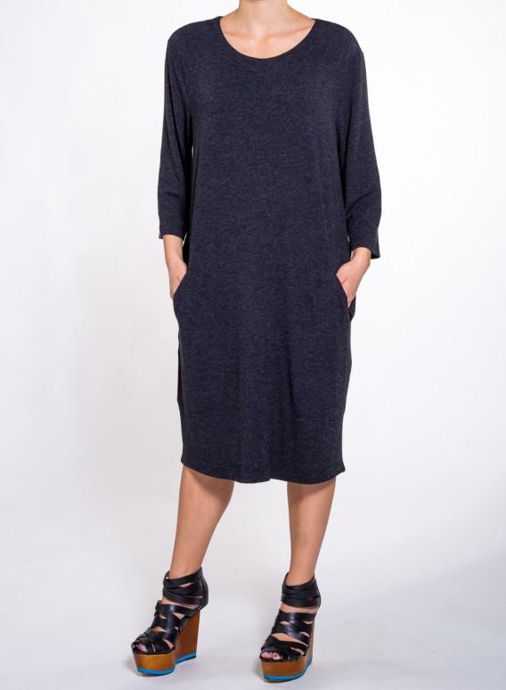 Dress Eve Pockets long