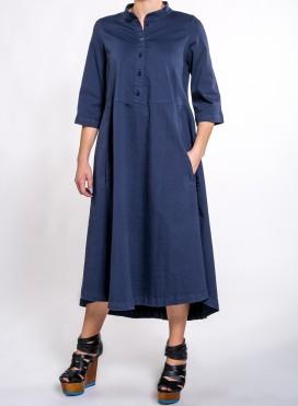 Dress Pat Pockets 3/4 sleeves Bull