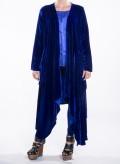 Jacket Nepal Pockets Velvet Silk