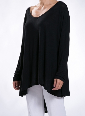 Blouse Ray wool/viscose