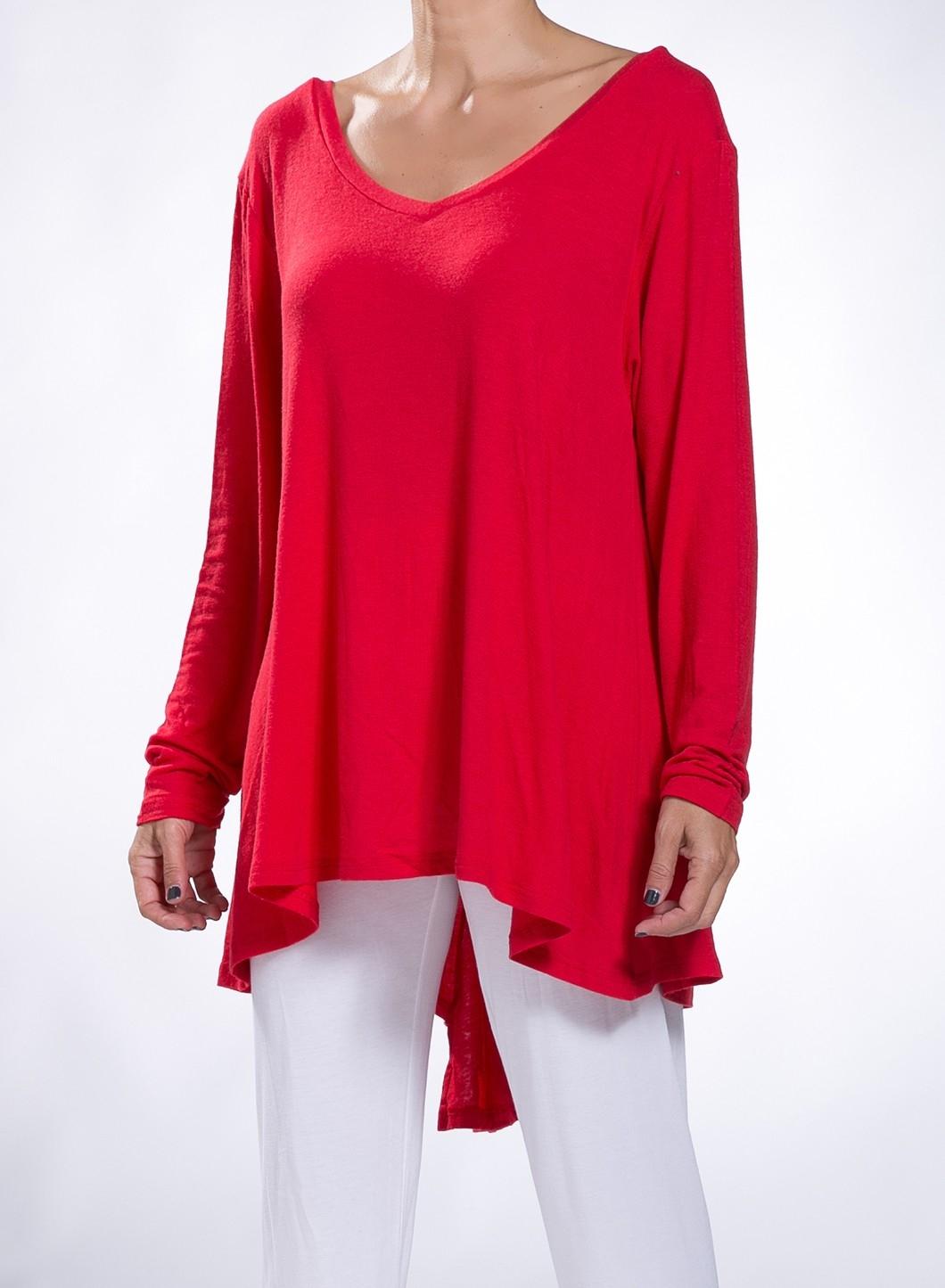 Models of Women's Wool Blouses