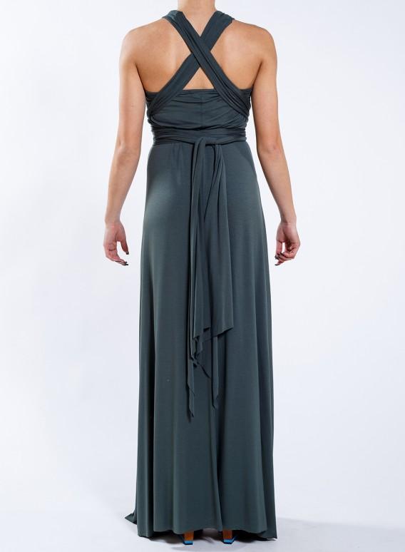 Φόρεμα Δετό maxi ελαστικό