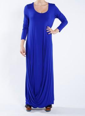 Dress Loop Long Sleeve Elastic