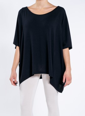 Blouse Tetragoni Short wool/viscose