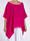 Blouse Square viscose zorzetta