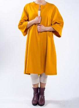 Παλτό thunder με στρογυλλή λαιμόκοψη