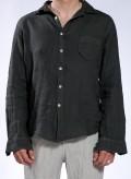 Shirt 1 pocket 100% linen