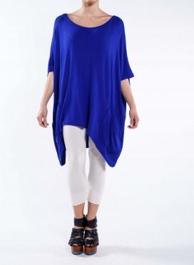 Μπλουζα Τετραγωνη-Pockets Long Touli