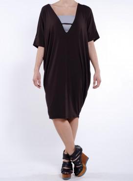 Φορεμα Links Midi Ελαστικο 50/50