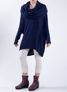 Blouse Cowl Long touli