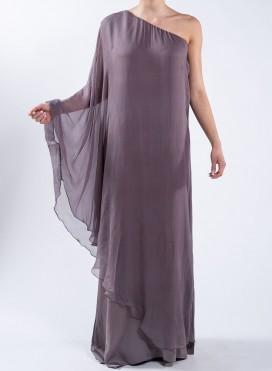 Φόρεμα 1 Ωμος Silk