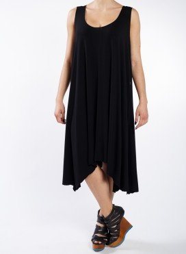 """Φορεμα """"Μυτες"""" XωριςMανίκι ελαστικό"""